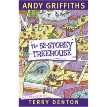 The 52 Storey Treehouse - Andy Griffiths