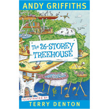 The 26 Storey Treehouse - Andy Griffiths & Terry Denton