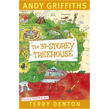 The 39 Storey Treehouse - Andy Griffiths & Terry Denton