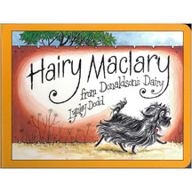 Hairy Maclary From Donaldsons Dairy - Lynley Dodd