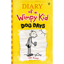 Diary Of A Wimpy Kid: Dog Days - Jeff Kinney