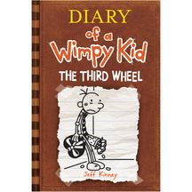 Diary Of A Wimpy Kid: Third Wheel - Jeff Kinney