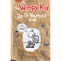 Diary Of A Wimpy Kid: Do It Yourself - Jeff Kinney
