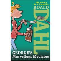 Georges Marvellous Medicine - Roald Dahl