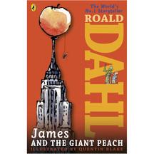 James & The Giant Peach - Roald Dahl