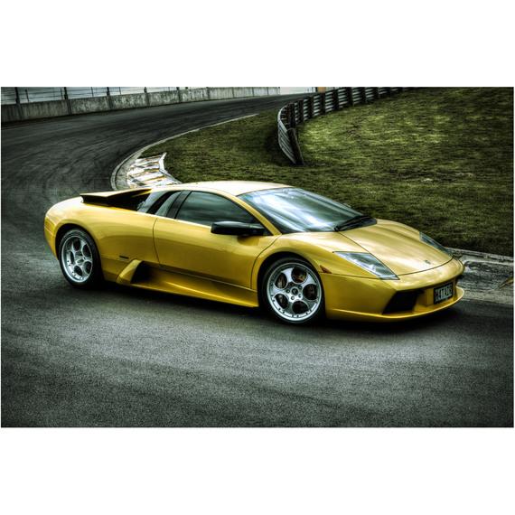 Lamborghini Driving Experience: Fly Buys: Lamborghini Murcielago Drive Experience, Hampton