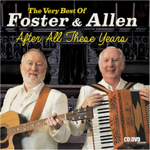 The Very Best of Foster and Allan CD and DVD