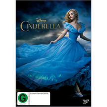 Cinderella DVD and Blu-ray
