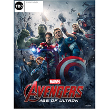 The Avengers - Age of Ultron DVD or Blu-ray