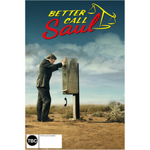 Better Call Saul Series 1 DVD or Blu-ray