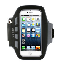 Belkin Easefit Plus Armband for iPhone 5/5C Blacktop