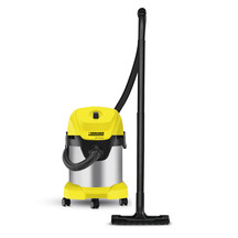 Karcher WD3 Multi Purpose Wet and Dry Vacuum Bonus Bundle