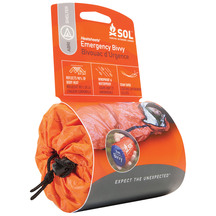 42903 sol heatsheets bivvy bag