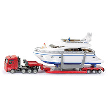 Siku 1:87 MAN Heavy Haulage Truck with Yacht