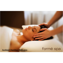 Forme Spa Warm Bamboo Back Massage