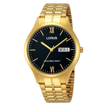 Lorus Men's Gold Watch