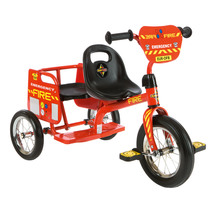 Eurotrike - Tandem Trike - Fire Engine