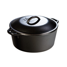 Lodge Cast Iron Dutch Oven 4.7L