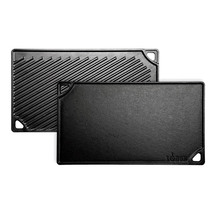 Lodge Cast Iron Reversible Rectangle Grill