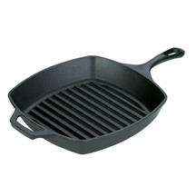 Lodge Cast Iron Square Grill 26.7cm