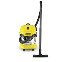 Karcher WD4 Multi Purpose Wet and Dry Vacuum Bonus Bundle