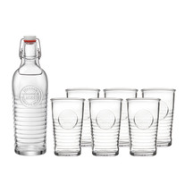 Bormioli Rocco Vintage Swing Bottle & Tumbler Set