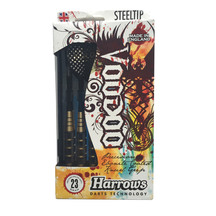 Harrows Steeltip Voodoo Darts Set 23 gm
