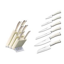 Wusthof Ikon Knife Block 6 Piece Set