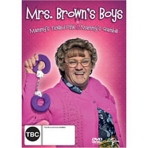 Mrs Brown's Boys Christmas