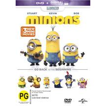 Minions - The Movie
