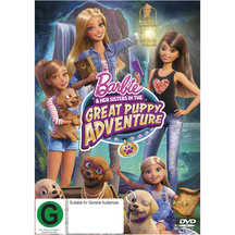 Barbie and Her Sisters - Great Puppy Adventure DVD
