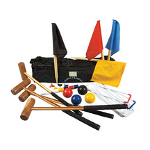 Easy days Family Croquet with carry bag