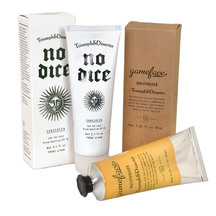 41376 triumph and disaster no dice sunscreen   gameface moisturiser tube