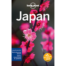 Lonely planet travel guide   japan