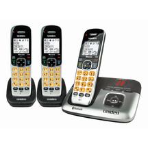 Uniden Premium Triple Handset Cordless Phone - DECT3236+2