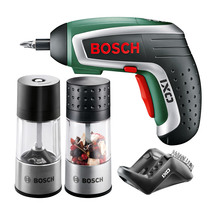 Bosch Cordless Screwdriver with Cork Screw and Pepper Mil...