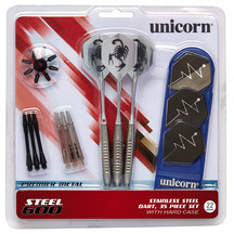 Unicorn S600 Steel Dart Set