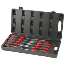 Powerbuilt 10Pc Screwdriver Set - Racing Series