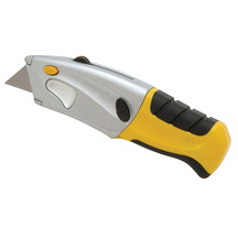 Trades Pro Retractable Folding Utility Knife