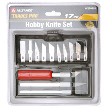 Trades Pro Hobby Knife and Blade Kit