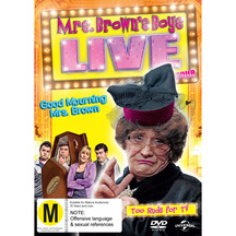 Good Mourning Mrs Brown Blu Ray