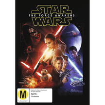 Star Wars - The Force Awakens Blu Ray