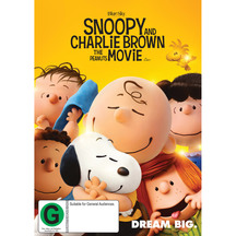 The Peanuts Movie Blu Ray