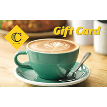 Columbus Coffee $25 Gift Card