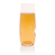 Govino Polymer Champagne Flutes Set of 4