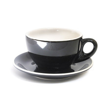 Rockingham Latte Cup & Saucer - Set of 6