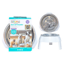 Outward Hound 3 in 1 UP feeder Aluminum