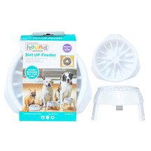 Outward Hound 3 in 1 UP Feeder Plastic