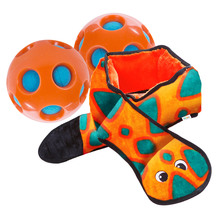 Invincibles Snake & Splash Bomb Ball Pack