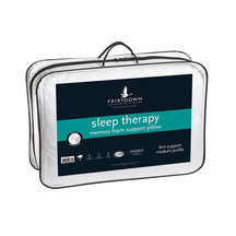 Fairydown Sleep Therapy Memory Foam Pillow